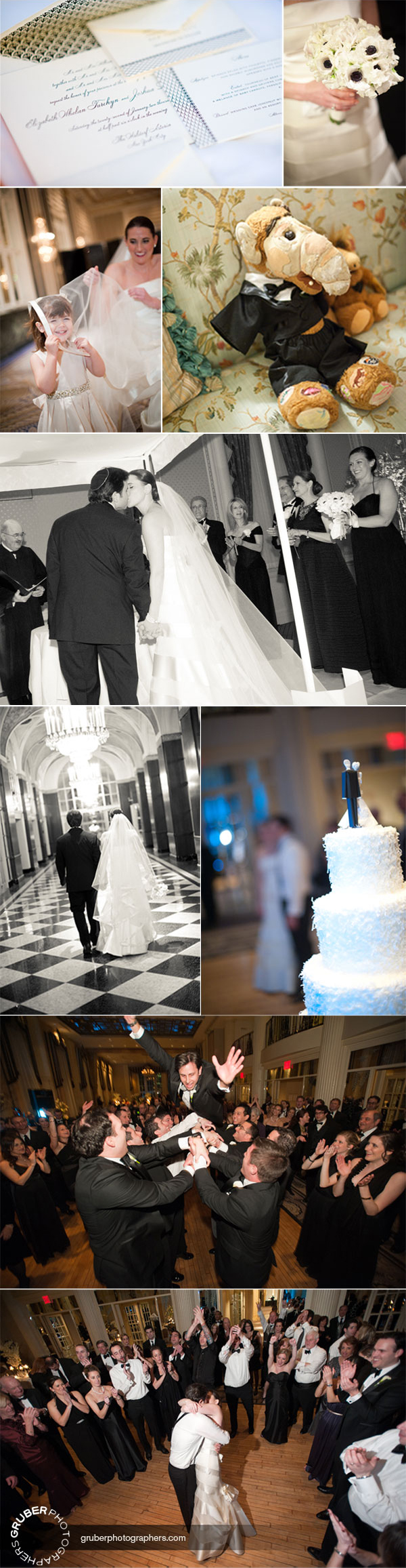 Waldorf New York Luxury wedding photographer