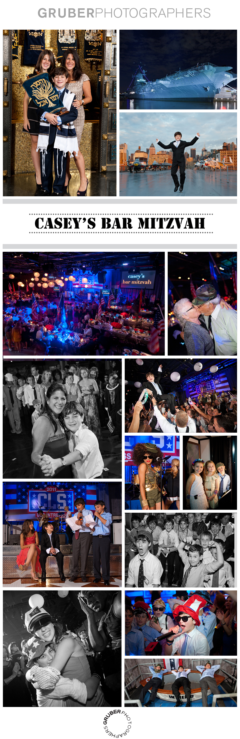 New York Luxury Bar Mitzvah Photography