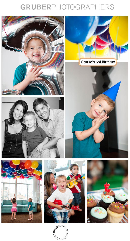 Children's Birthday Photography