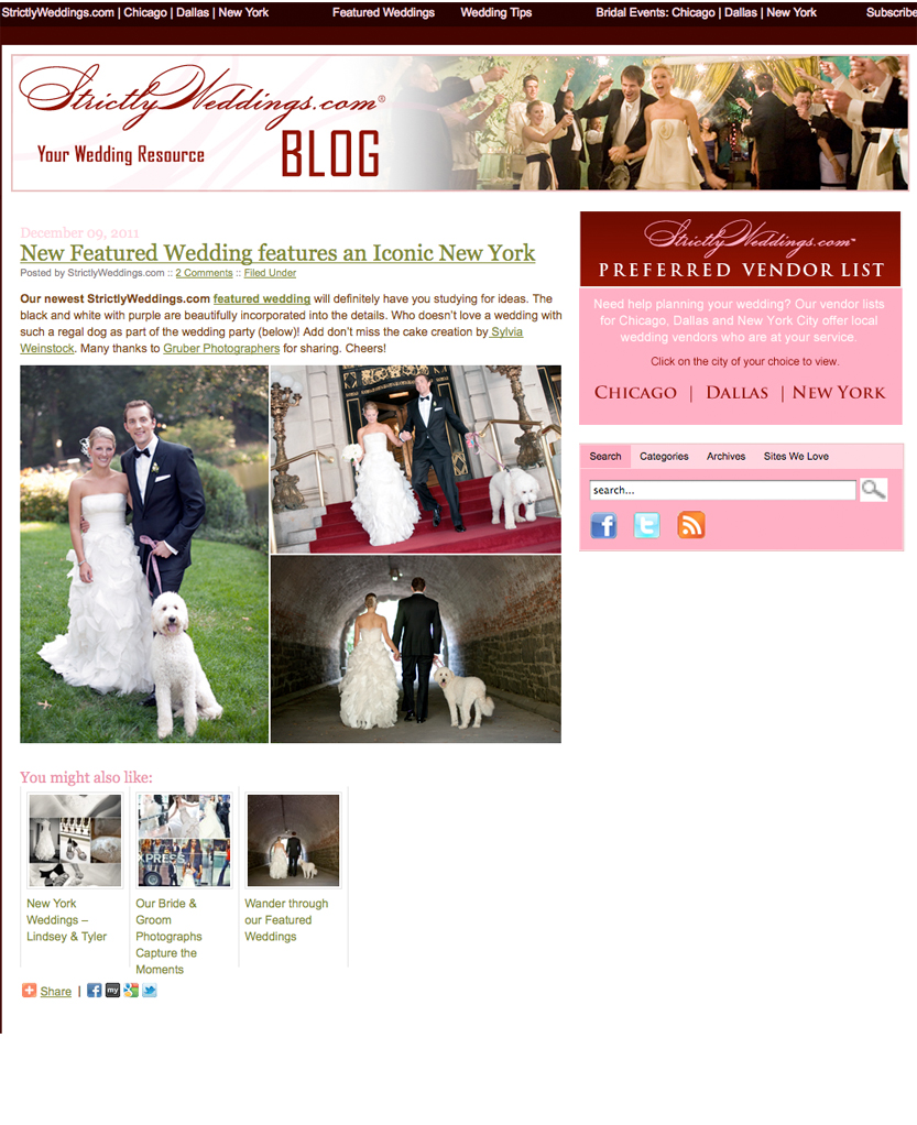 strictly wedding new york city wedding lindsey and tyler