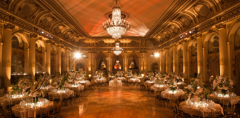The Plaza Hotel Wedding Venues In Nyc