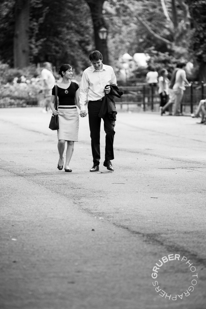 NYC Secret Engagement Photographers