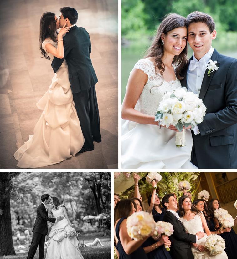 White Wedding at The Plaza