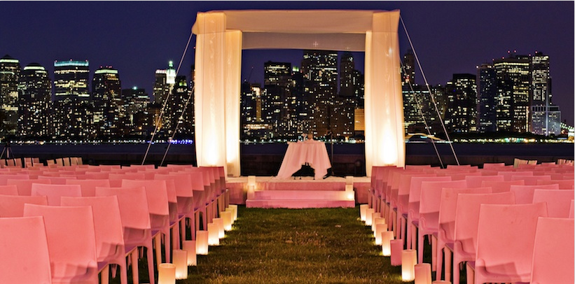 searching for unique wedding venues nyc offers an