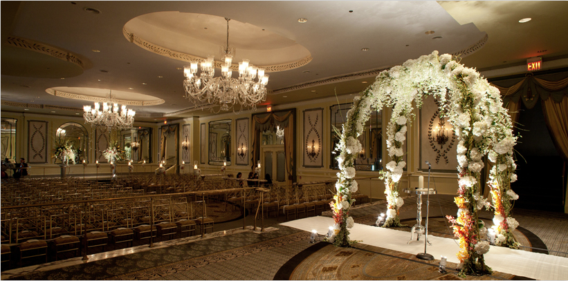 A wedding at the pierre in new york city gruber for The pierre hotel in new york