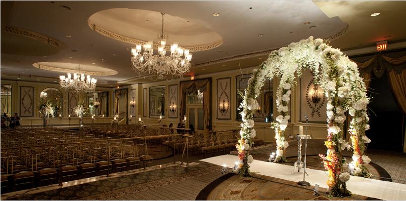 New York City fancy Wedding Venue