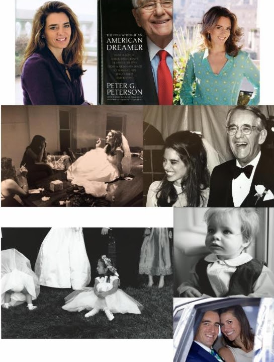 Photo Collage from Wedding