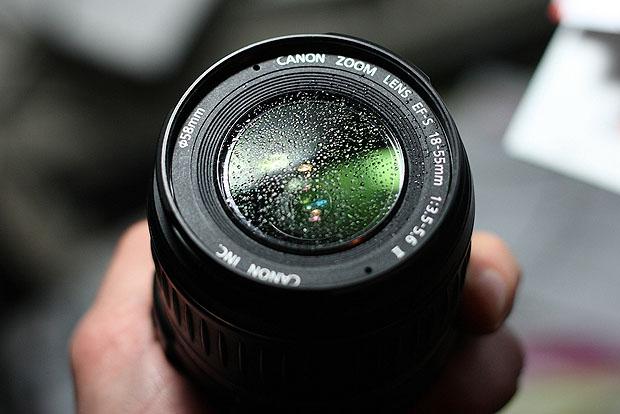 moisture-lens