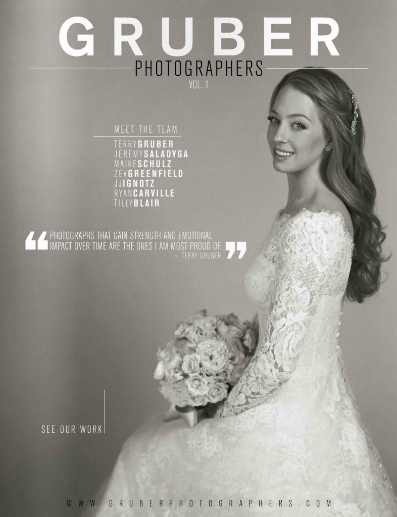 Gruber Photographers Magazine