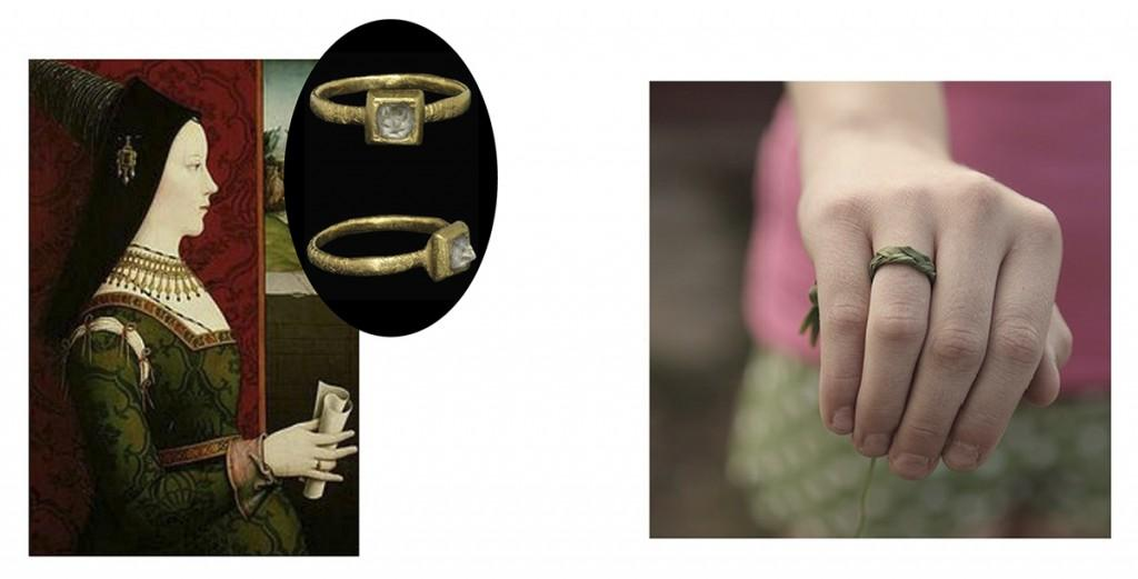 An Infinite Promise The History of the Wedding Ring Gruber