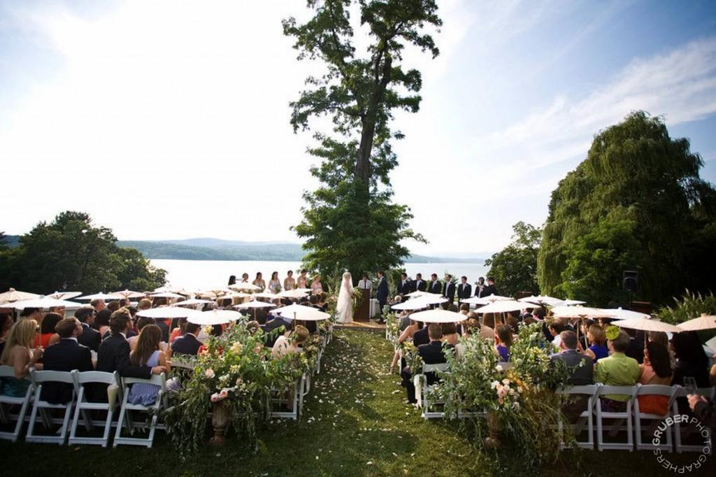 Wedding at The Locusts on Hudson