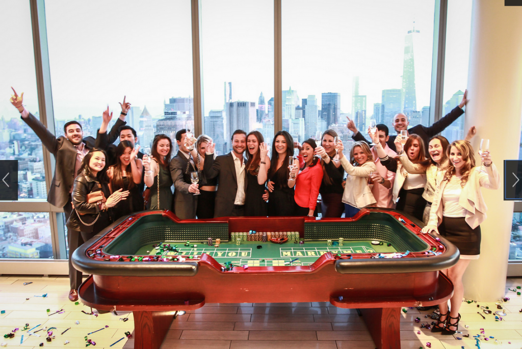 Brilliant Event Planning Proposal at The Trump Soho