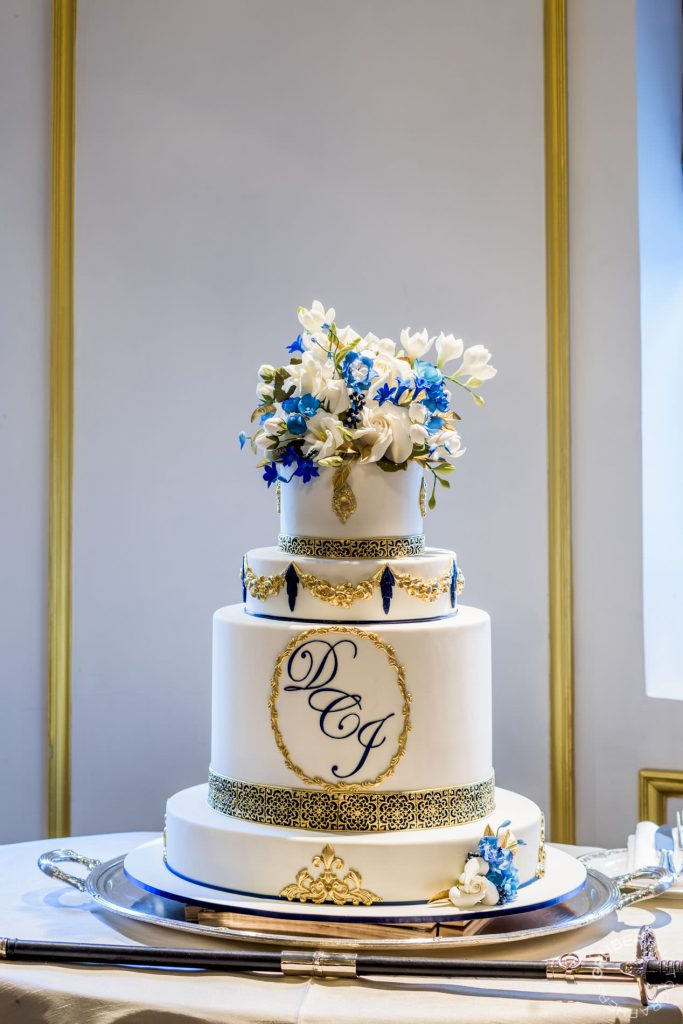 Ron Ben Israel Wedding Cake