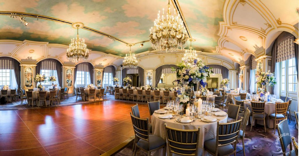 Wedding Reception at The St Regis Hotel