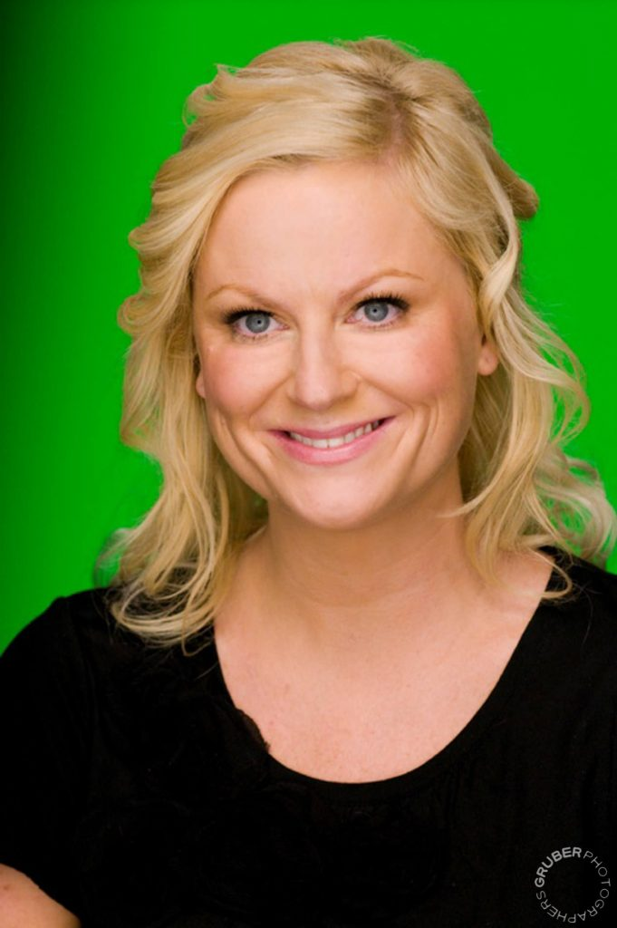 Amy Poehler Headshot