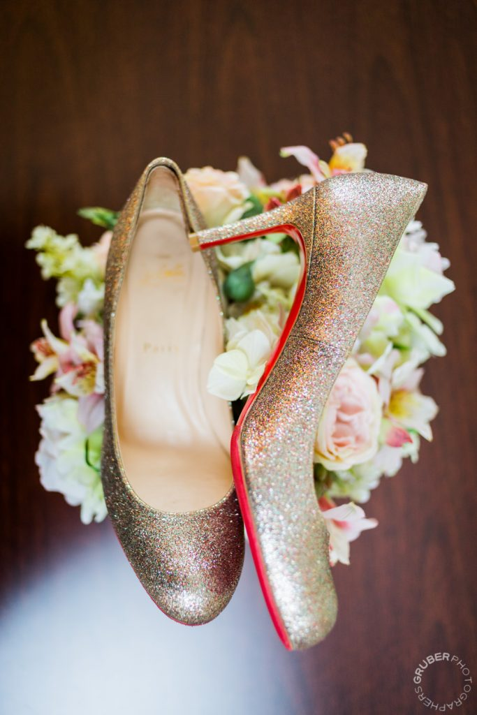 Luxury Wedding Shoes by Christian Louboutin