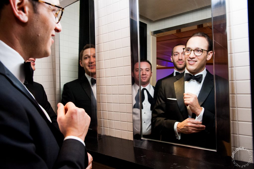 Luxury Wedding Groomsmen getting ready