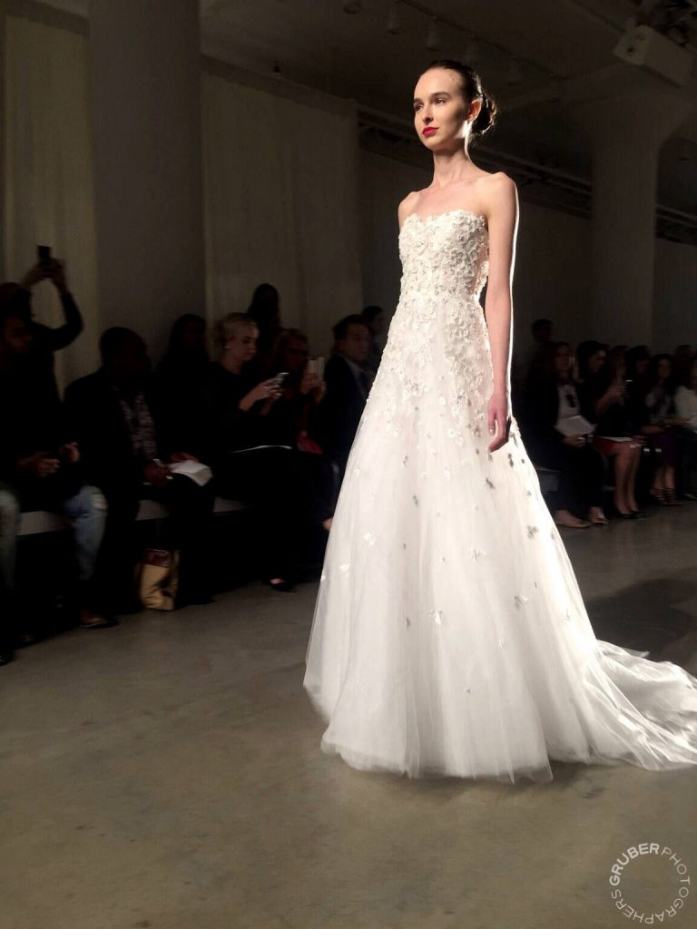 Ashton wedding gown by Amsale New York