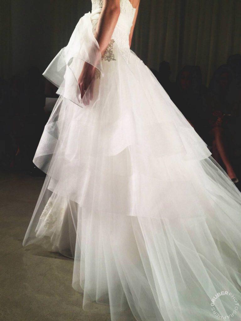 Sahara Wedding Ballgown by Kenneth Pool