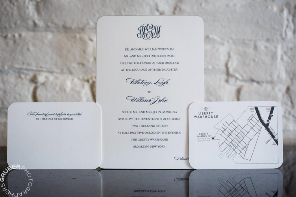 Classic invitations by Crane & Co.