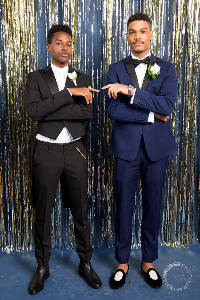 Guys Ready for Prom
