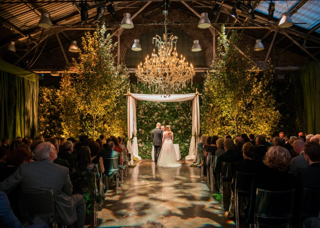 Top 4 unique wedding venues in nyc gruber photographers cedar lake junglespirit Choice Image
