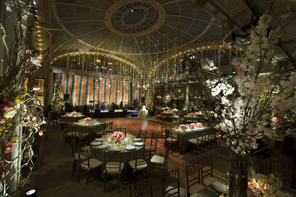 Top 4 unique wedding venues in nyc gruber photographers for Wedding venues near york