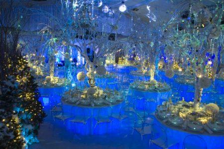 Winter Wonderland Wedding Decor Photographer NYC