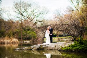 Central Park North End Wedding Photographer