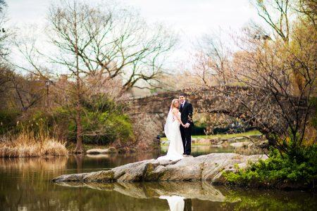 Central Park North End Wedding Photographer