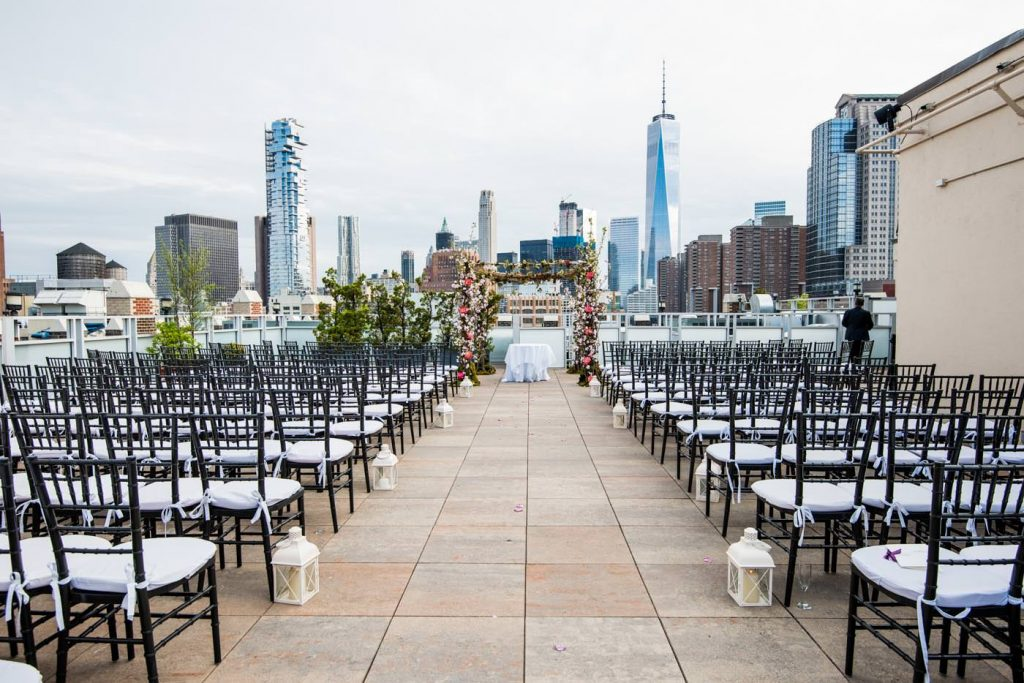 Top Outdoor Wedding Venues in NYC