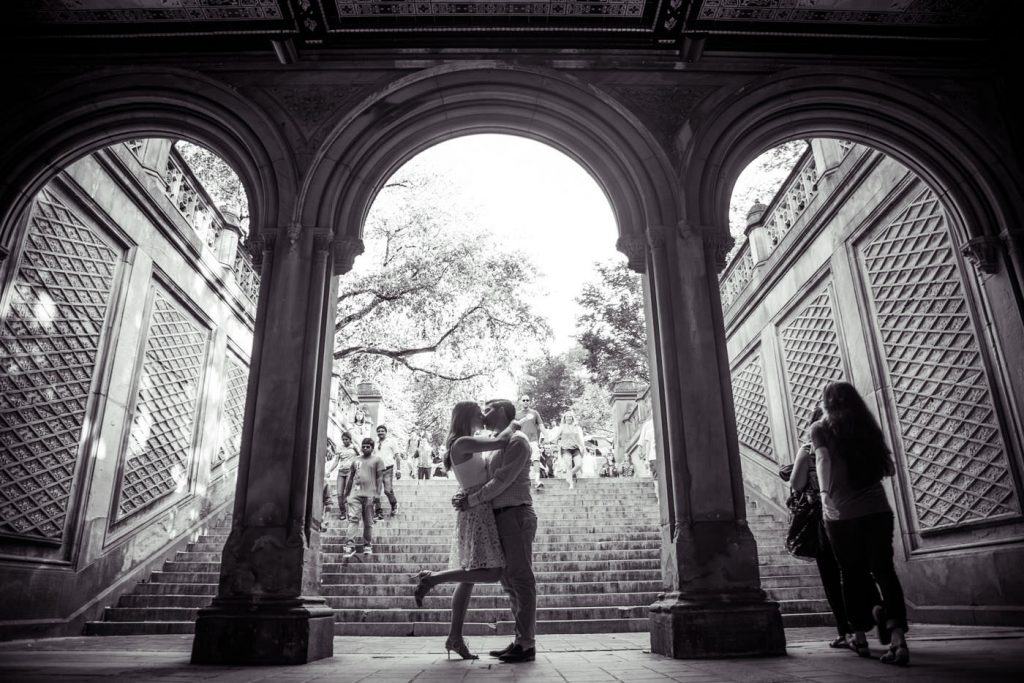 Celebrate your proposal with a photo shoot
