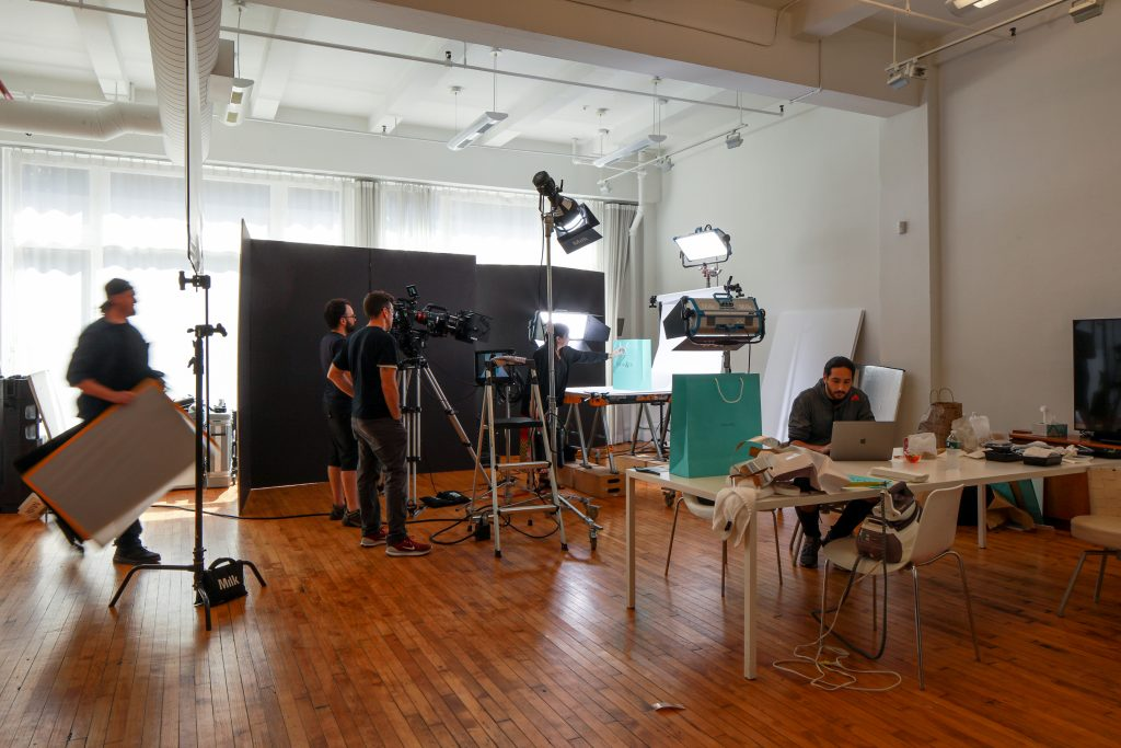 Production Studio Space in NYC